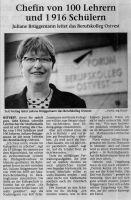2013_03_07_Chefin_von_100_Lehrern_und_1916_Schuelern_Waltroper_Zeitung