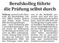 2020_06_19_Berufskolleg_fuehrte_die_Pruefung_selbst_durch_Waltroper_Zeitung