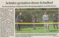 2020_09_03_Schueler_gestalten_ihren_Schulhof_Dattelner_Morgenpost